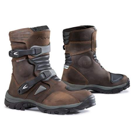 BOTA FORMA ADVENTURE LOW MARRÓN