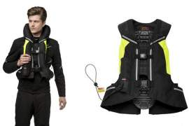 Chaleco SPIDI FULL DPS VEST AIRBAG