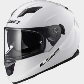 casco integral ls2 Stream evo solid blanco