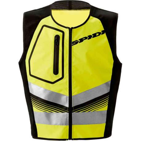 CHALECO REFLECTANTE SPIDI HV VEST LIGHT